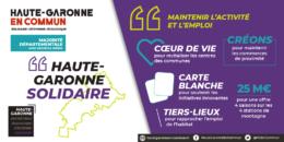 Télécharger le dossier de presse Haute-Garonne Solidaire - solidarité des territoires du 10/06/2021 (PDF - 190 ko)